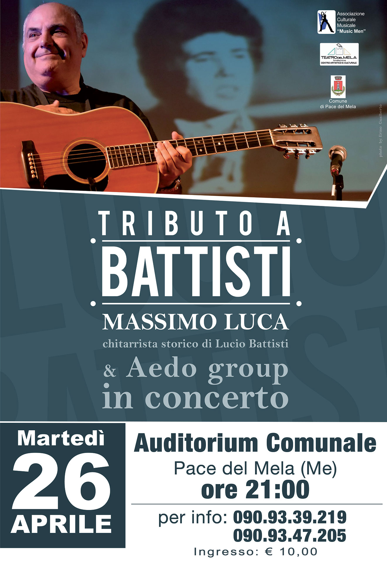 Tributo a Battisti